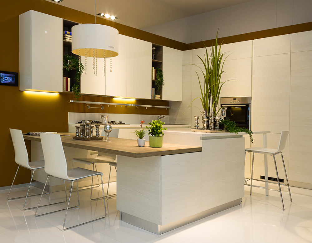 Scavolini Arredo Cucine Bagni E Living Pictures to pin on Pinterest